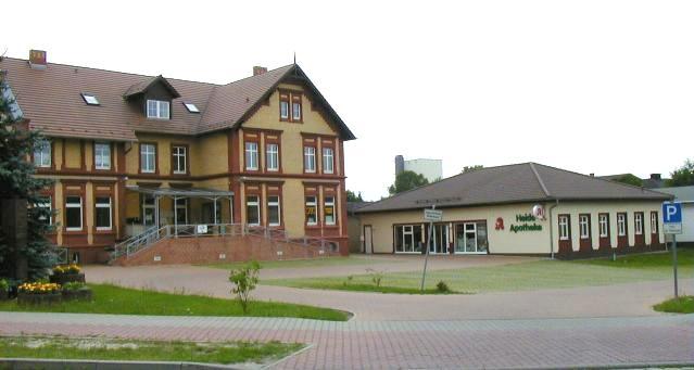 Ärztehaus + Apotheke Krauschwitz