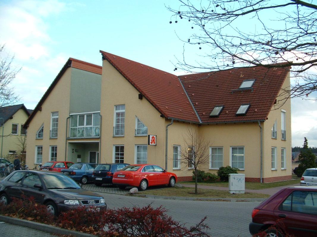 Ärztehaus Schleife